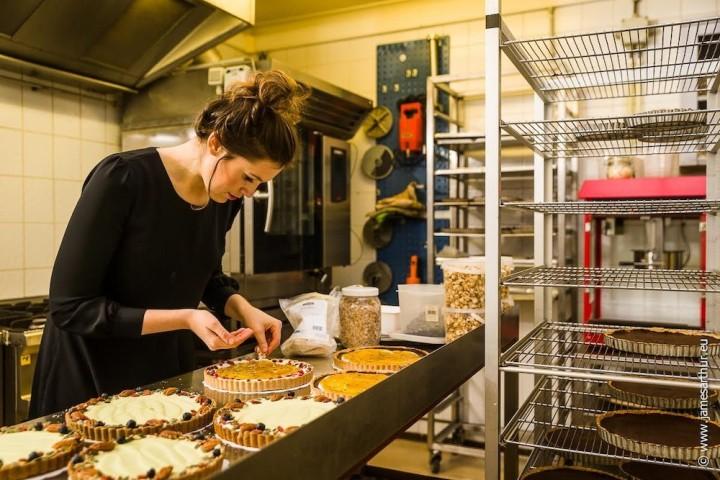 20161220 Gent België: Madam Bakster, bakkerij zonder toegevoegde suikers.